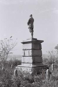 武石浩玻の銅像3(S)