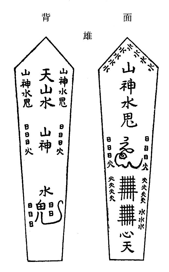 木剣背面(雄)
